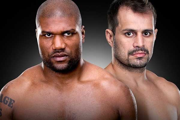 Quinton Rampage Jackson Back On Saturday S Ufc 186 Fight Card