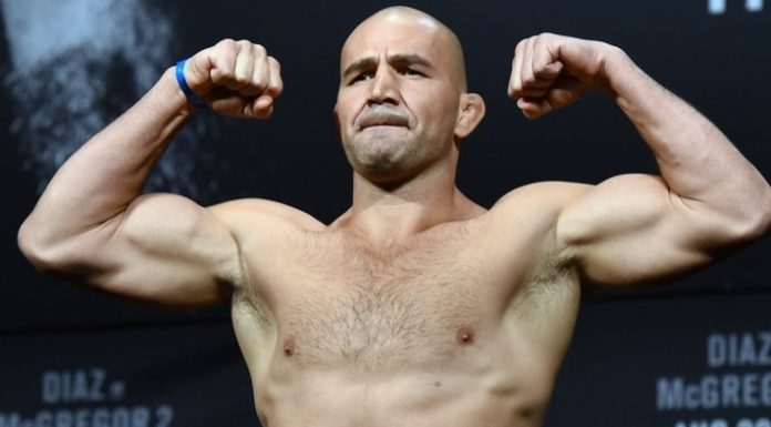 Glover Teixeira hopes Weigh-in