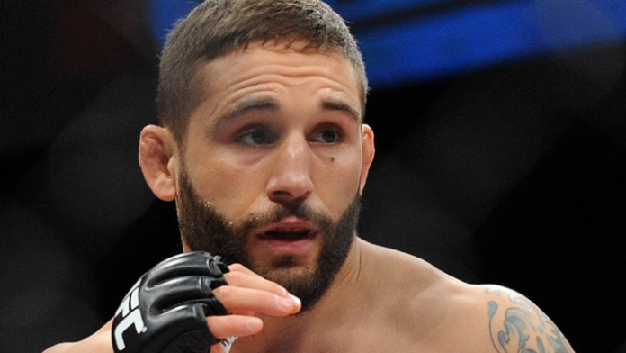Chad Mendes discusses