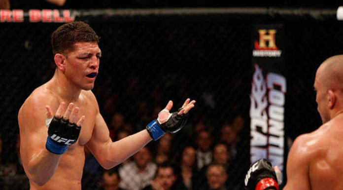 Nick Diaz domestic violence