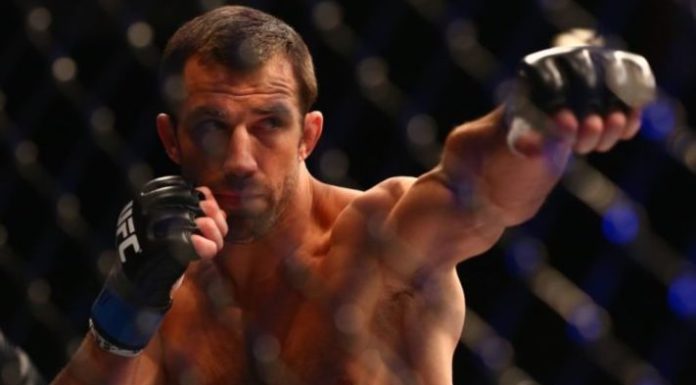 Luke Rockhold wants