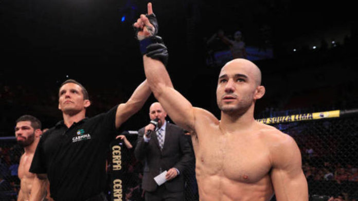 Marlon Moraes vs. Cory Sandhagen Reported For Oct. 10 Main Event