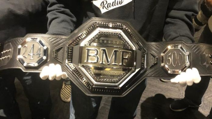 BMF Title