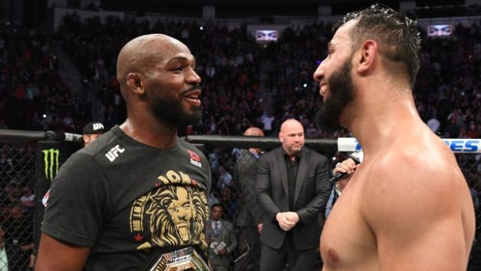 Jon Jones Dominick Reyes (1)