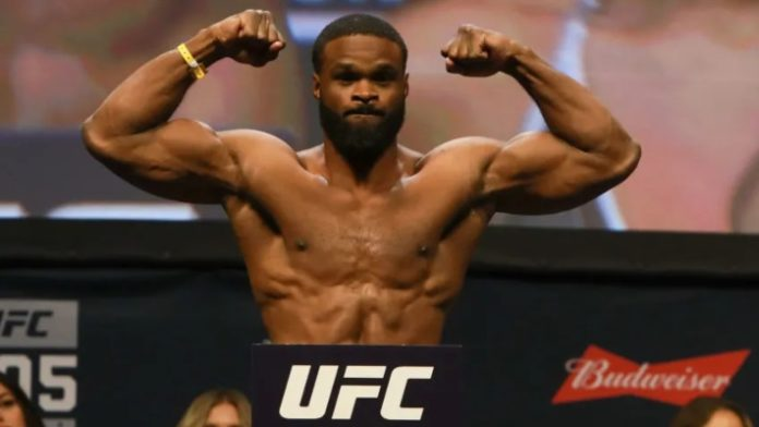 Tyron Woodley Weigh-in