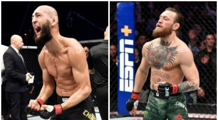 Khamzat Chimaev & Conor McGregor